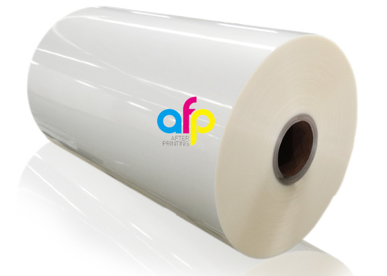 BOPP + EVA Thermal Lamination Film With Single / Double Corona Treatment